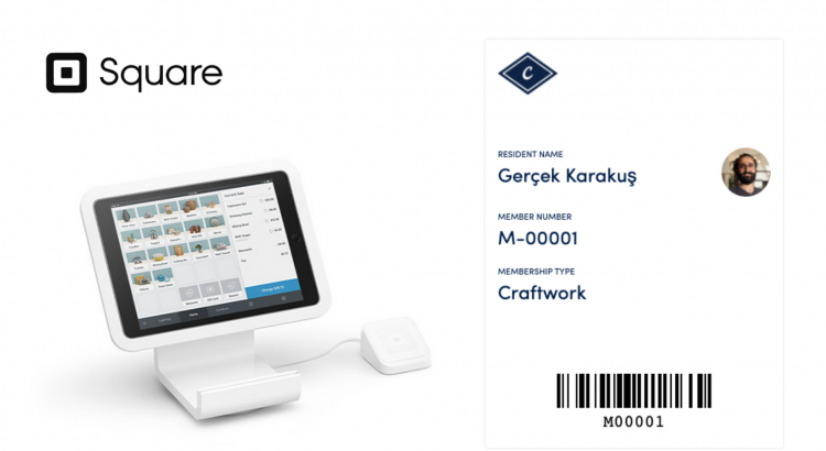 Square POS Membership Integration