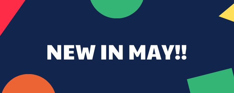 What Is New At Raklet In May 🎉